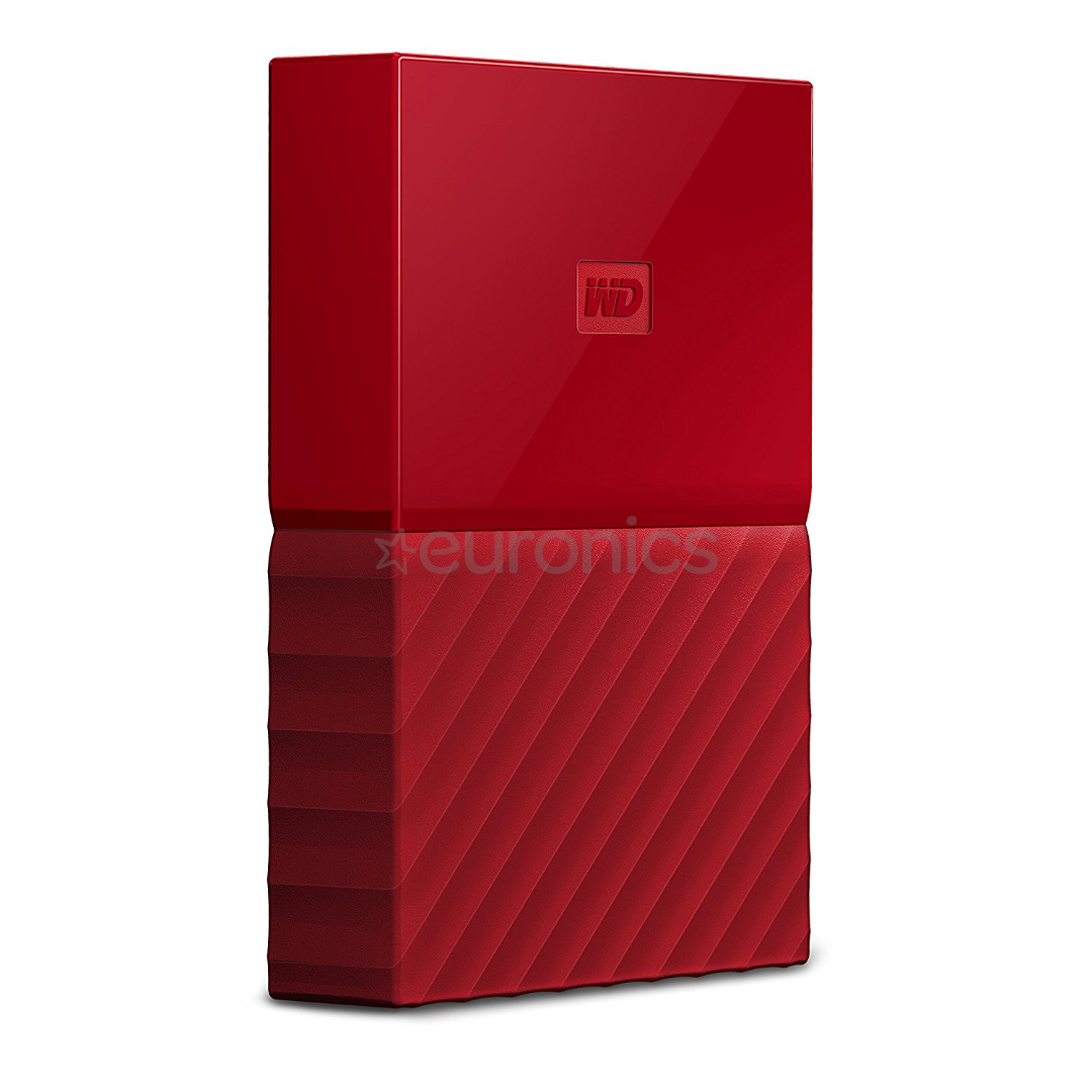 External hard drive Western Digital My Passport   4 TB ... 9a31380c5fcc