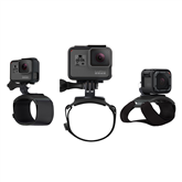 Hand/wrist/arm and leg mount GoPro The Strap