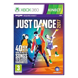 Xbox 360 mäng Just Dance 2017
