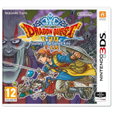 3DS game Dragon Quest VIII: Journey of the Cursed King