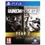 PS4 mäng Rainbow Six: Siege Year 2 Gold Edition