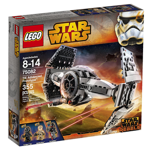 LEGO Star Wars TIE Advanced Protoype