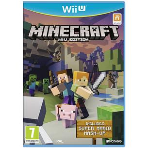 Wii U mäng Minecraft
