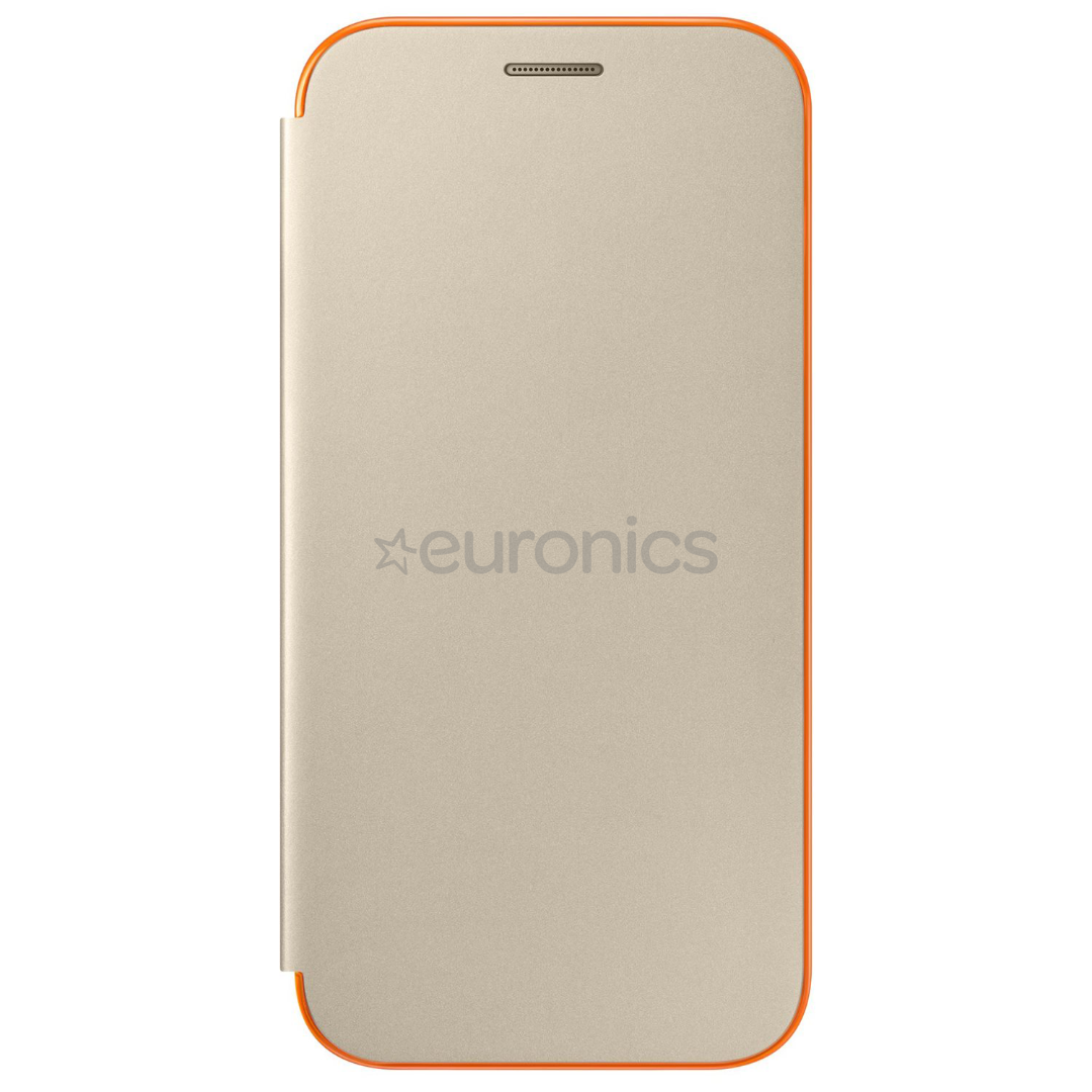 the latest b2da8 5fad0 Galaxy A5 (2017) Neon Flip cover