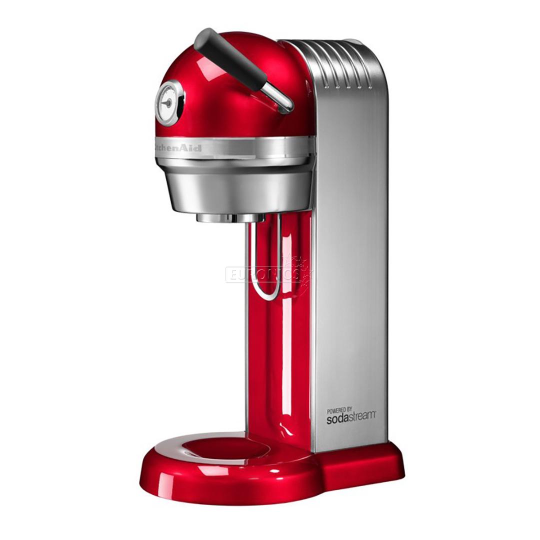 Sparkling Kitchen: Sparkling Beverage Maker SodaStream, KitchenAid, 5KSS1121CA
