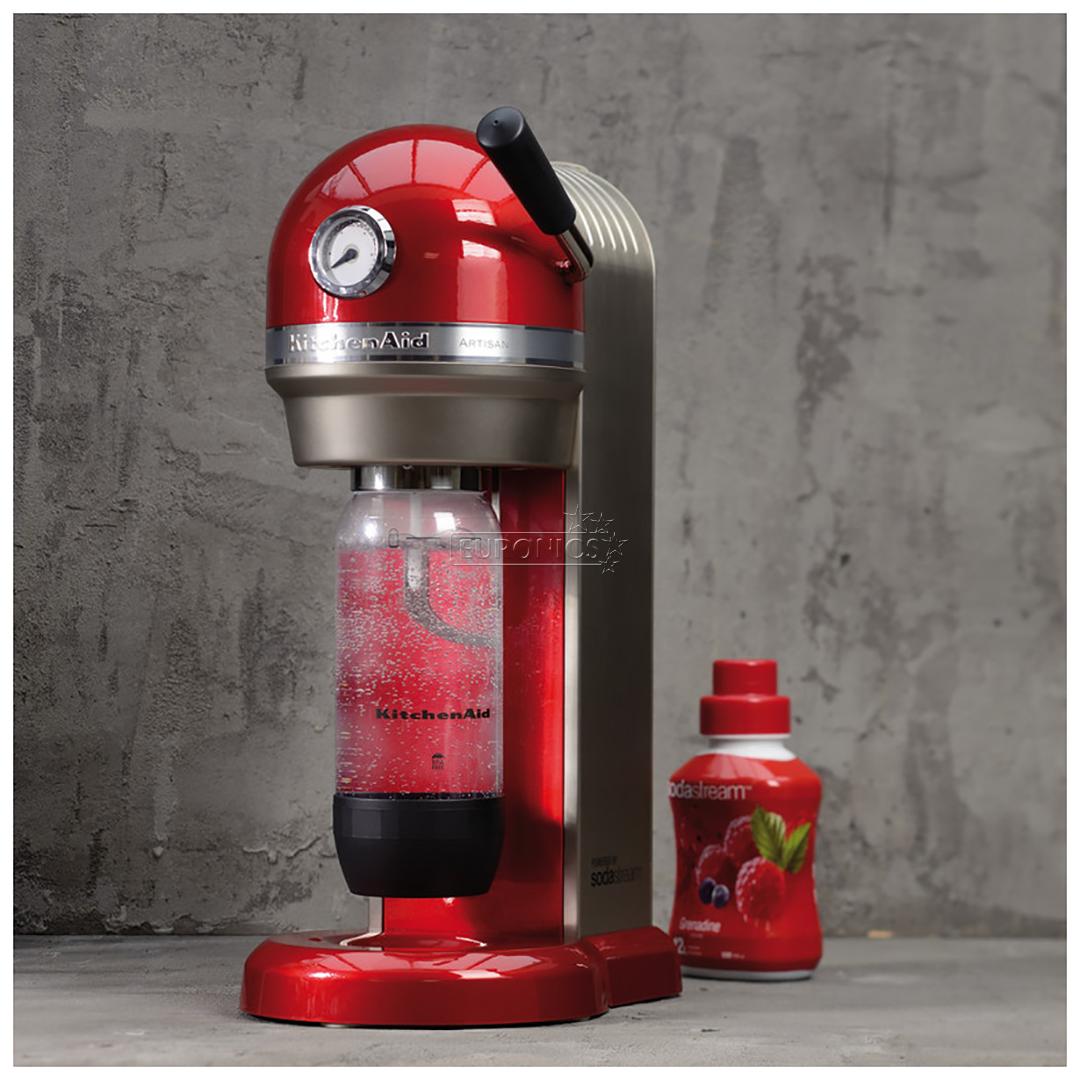 eefd22f4c0e Sparkling Beverage Maker SodaStream, KitchenAid, 5KSS1121CA