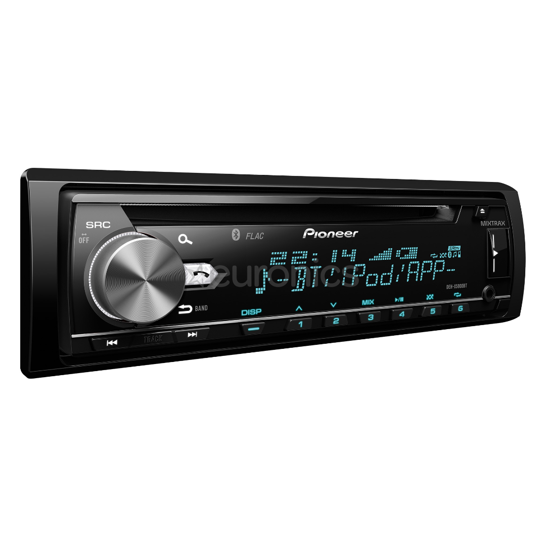 car stereo pioneer deh x5900bt deh x5900bt. Black Bedroom Furniture Sets. Home Design Ideas