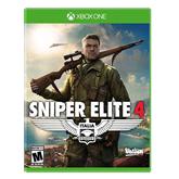 Xbox One mäng Sniper Elite 4
