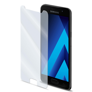 Galaxy A3 (2017) ekraanikaitseklaas Celly