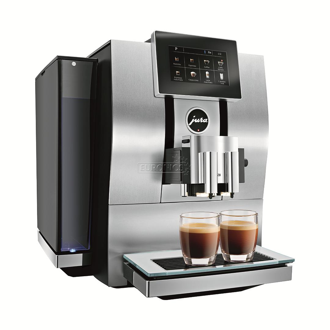 Espresso Machine Z8 Aluminium Jura 15063