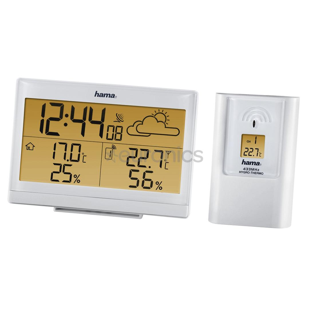 Electronic Weather Station EWS-890, Hama, 00113986