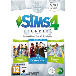 Arvutimäng The Sims 4 Bundle Pack 7