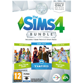 PC game The Sims 4 Bundle Pack 7