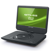10 portable DVD player Muse M-1070DP