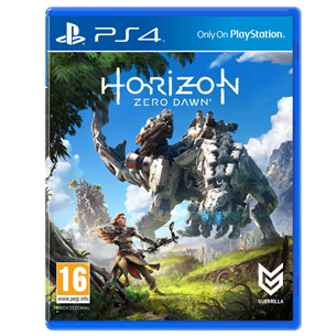PS4 mäng Horizon Zero Dawn