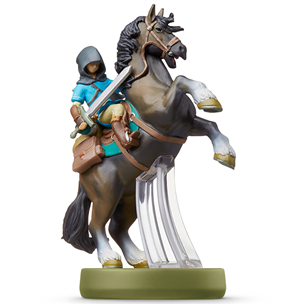 Link Rider amiibo The Legend of Zelda: Breath of the Wild Collection 045496380267