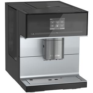 Espressomasin CM7300, Miele / must