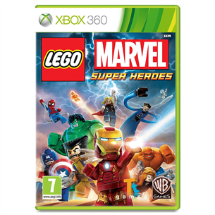 Xbox 360 mäng LEGO Marvel Super Heroes