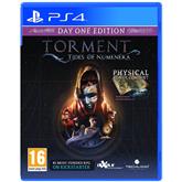 PS4 game Torment: Tides of Numenara
