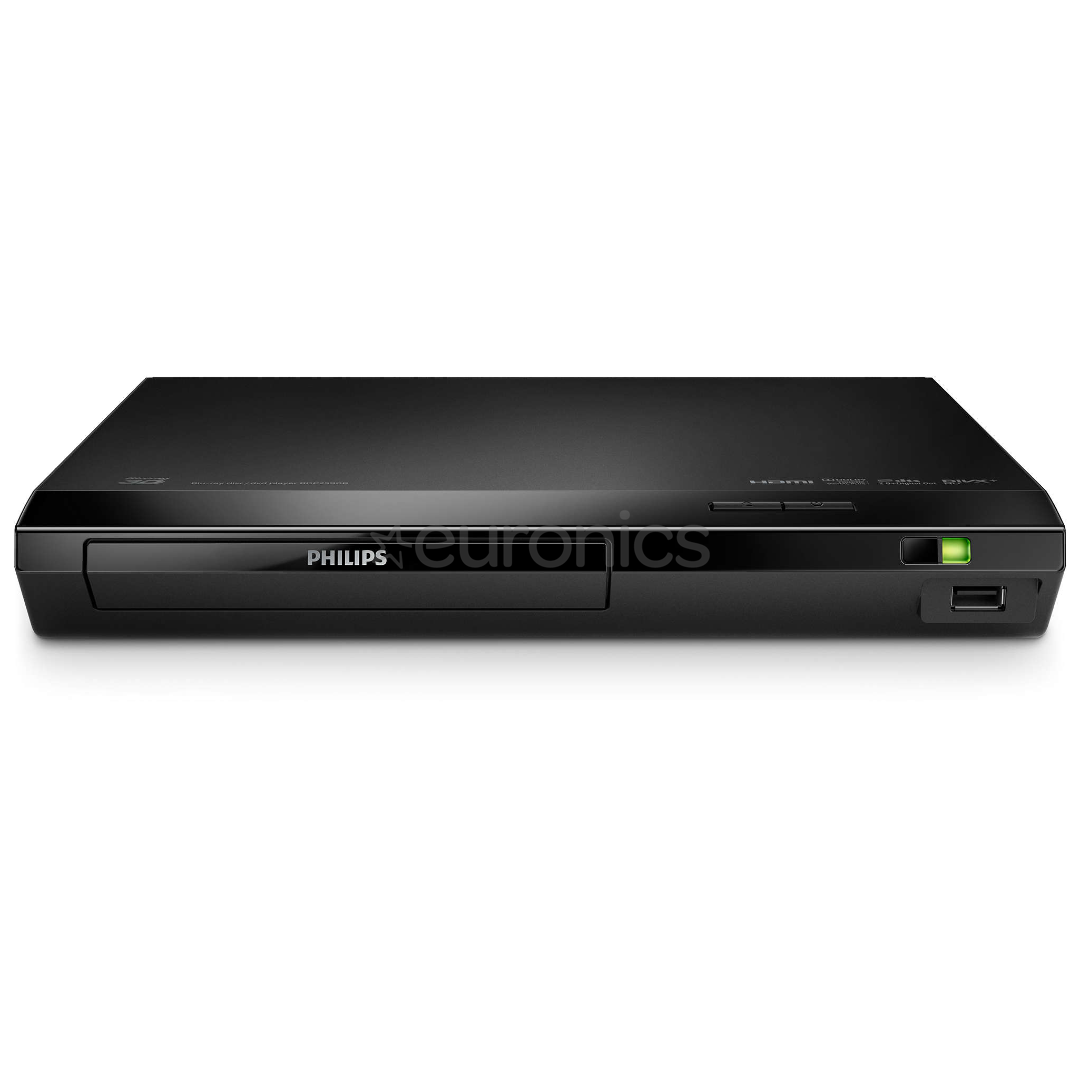 3d blu ray dvd player philips bdp2590b bdp2590b 12. Black Bedroom Furniture Sets. Home Design Ideas