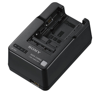 Battery charger Sony BC-QM1