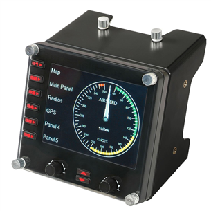 Instrument panel Logitech G Saitek Pro Flight 945-000008