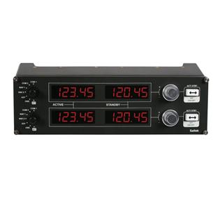 Radio Panel Logitech Saitek Flight Pro