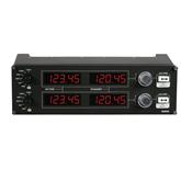 Радио панель для авиасимуляторов Saitek Flight Pro, Logitech