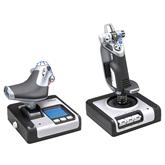 Joystick Logitech Saitek X52 Flight System