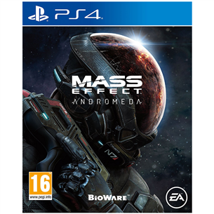 PS4 mäng Mass Effect: Andromeda