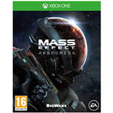 Xbox One mäng Mass Effect: Andromeda