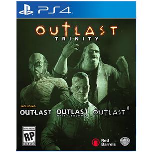PS4 mäng Outlast Trinity