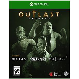 Xbox One mäng Outlast Trinity