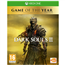Xbox One mäng Dark Souls III: The Fire Fades Edition