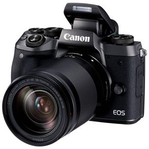 Гибридная фотокамера Canon EOS M5 + объектив 18-150 мм IS STM