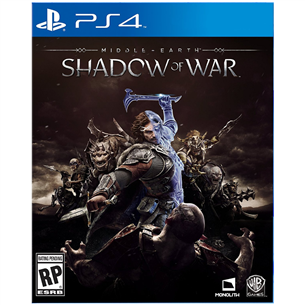 PS4 mäng Middle-Earth: Shadow of War