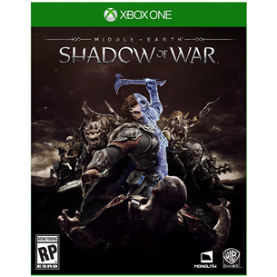 Xbox One mäng Middle-Earth: Shadow of War