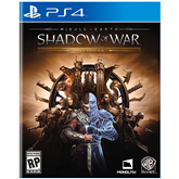 PS4 game Middle-Earth: Shadow of War Gold Edition