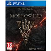 PS4 mäng Elder Scrolls Online: Morrowind