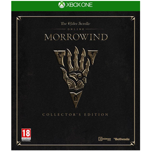 Xbox One mäng Elder Scrolls Online: Morrowind Collectors Edition