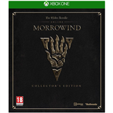 Xbox One mäng Elder Scrolls Online: Morrowind Collectors Edition