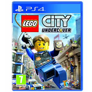 PS4 mäng LEGO CITY Undercover