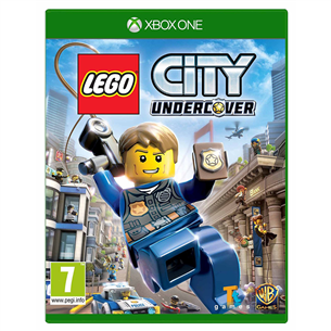 Xbox One mäng LEGO CITY Undercover 5051895409312