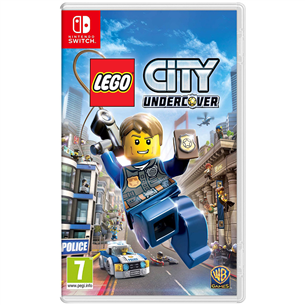 Switch mäng LEGO CITY Undercover