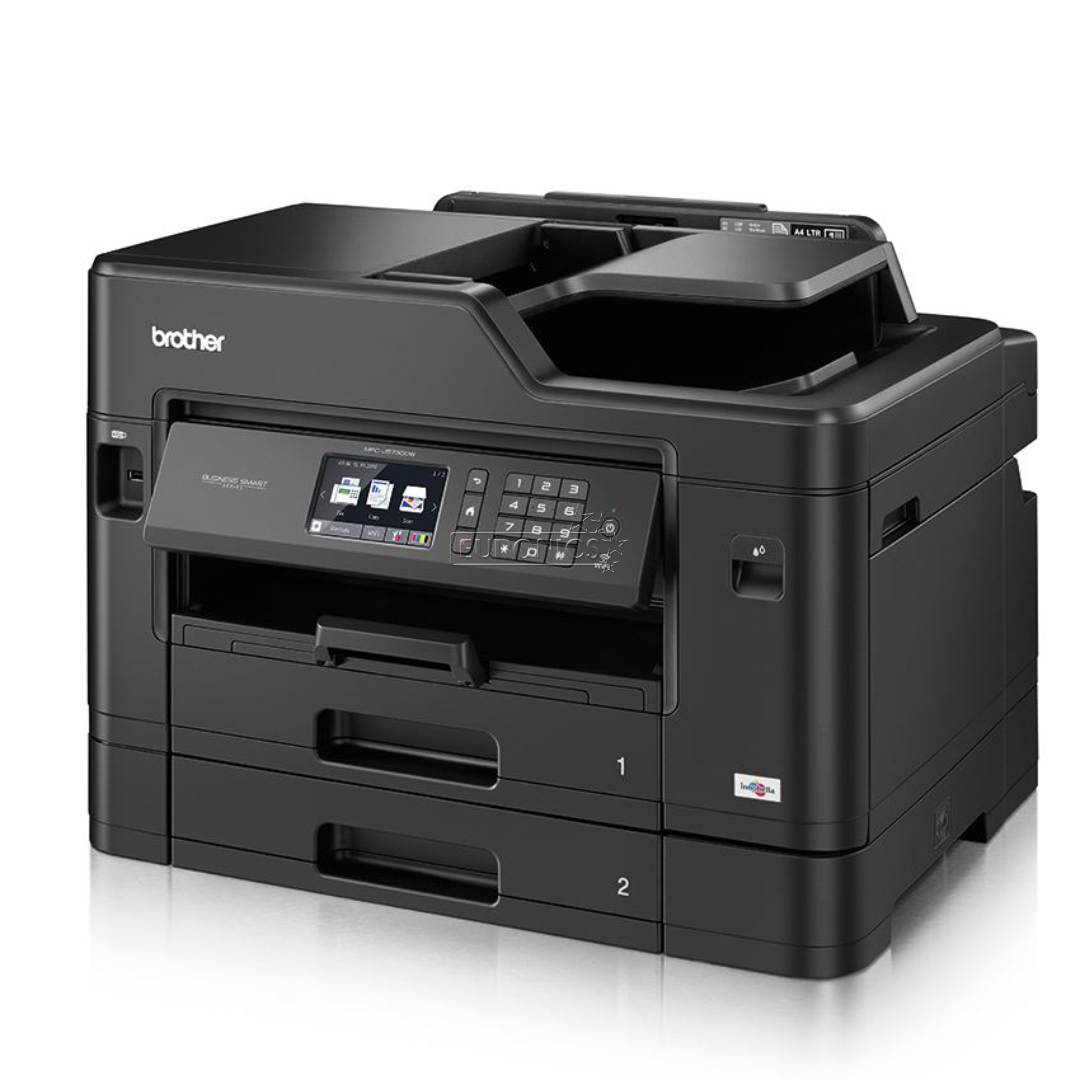 Multifunctional Inkjet Color Printer Brother MFC J5730DW