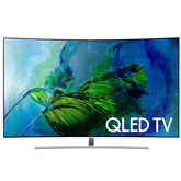 55 nõgus Ultra HD QLED-teler Samsung