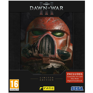 Arvutimäng Dawn of War III Limited Edition