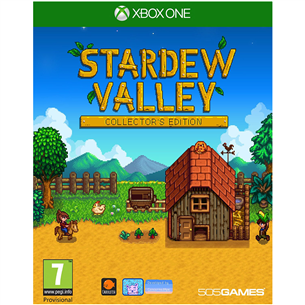 Xbox One mäng Stardew Valley Collectors Edition