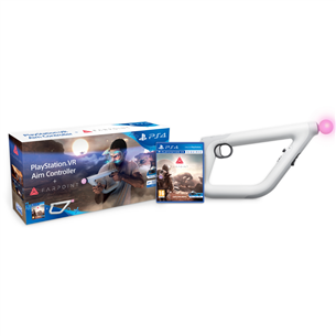 PS4 VR mäng Farpoint + Aim Controller