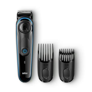 Habeme- ja juuksepiirel Braun BT3040